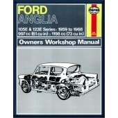 Haynes Ford Anglia (59 - 68) up to G *