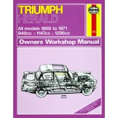 Haynes Triumph Herald Owner's Workshop Manual