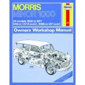 Haynes manual: Morris Minor 1000 (56-71) up to K