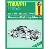Haynes Triumph TR5 & 6 (67 - 75) up to P *