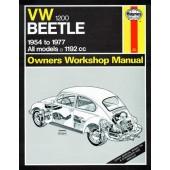 Haynes VW Beetle 1200
