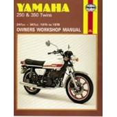 Haynes manual: Yamaha 250 & 350 Twins (70-79)