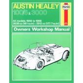 Haynes Austin Healey 100/6 & 3000 (56 - 68) up to G *