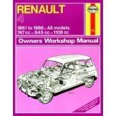 Haynes Renault 4