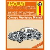 Haynes Jaguar MkI & II, 240 & 340