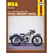Haynes BSA Bantam (48 - 71)