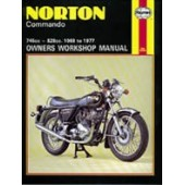 Haynes Norton Commando (68 - 77)