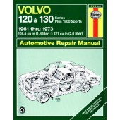 Haynes Volvo 120 & 130 Series (& P1800) (61 - 73) up to M *