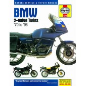 Haynes manual: BMW 2-valve Twins (70-96)