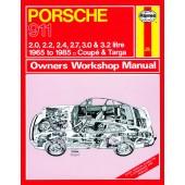 Haynes Porsche 911 Owner's Workshop Manual