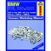 Haynes BMW 316, 320 & 320i