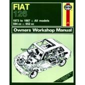 Haynes manual: Fiat 126 (73-87) up to E (Classic Reprint)