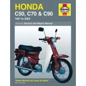 Haynes Honda C50, C70 & C90 (67 - 03)