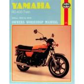 Haynes Yamaha RD400 Twin (75 - 79)