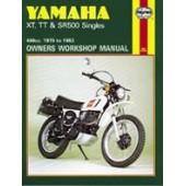 Haynes manual: Yamaha XT, TT & SR500 Singles (75-83)
