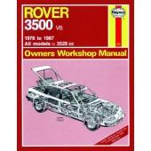 Haynes Rover 3500 (76 - 87) up to E *