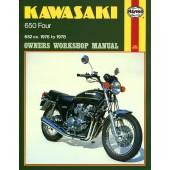 Haynes Kawasaki 650 Four (76 - 78)