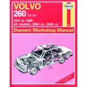 Haynes manual: Volvo 262, 264 and 260/265 (75-85) up to C (Classic Reprint)