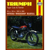 Haynes Triumph Tiger Cub & Terrier (52 - 68)