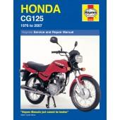 Haynes Honda CG125 (76 - 07)