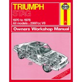 Haynes Triumph Stag Owner's Workshop Manual