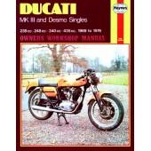 Haynes Ducati MK III & Desmo Singles (69 - 76)