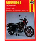 Haynes Suzuki GS1000 Four (77 - 79)