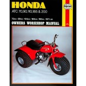 Haynes Honda ATC70, 90, 110, 185 & 200 (71 - 85)