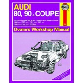 Haynes manual: Audi 80, 90 (79-Oct 86) up to D and Coupe (81-Nov 88) up to F