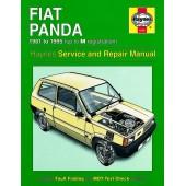 Haynes manual: Fiat Panda (81-95) up to M