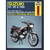 Haynes manual: Suzuki GT, ZR & TS50 (77-90)