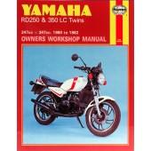 Haynes Yamaha RD250 & 350LC Twins (80 - 82)