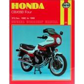 Haynes Honda CBX550 Four (82 - 86)