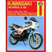 Haynes Kawasaki AE/AR 50 & 80 (81 - 95)