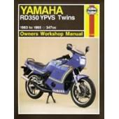 Haynes manual: Yamaha RD350 YPVS Twins (83-95)