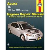 Haynes Acura TL 1999 to 2008