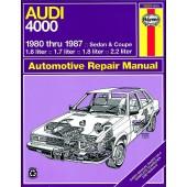 Haynes Audi 4000 (80 - 87)