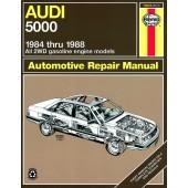 Haynes Audi 5000 (84 - 88)