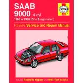 Haynes Saab 9000 (4-cyl) (85 - 98) C to S