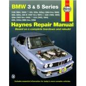 Haynes BMW 3/5 Series (82 - 92)