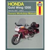 Haynes Honda Gold Wing 1200 (USA) (84 - 87)