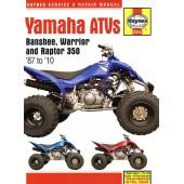 Haynes Yamaha ATVs (87 - 10)