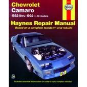 Haynes Chevrolet Camaro (82 - 92)