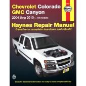 Haynes Chevrolet Colorado & GMC Canyon '04 - '10