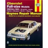 Haynes Chevrolet Full-size Sedans (69 - 90)