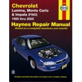 Haynes Chevrolet Lumina, Monte Carlo & Impala (FWD) (95 - 05)