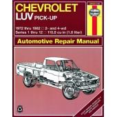 Haynes Chevrolet Luv Pick-up (72 - 82)