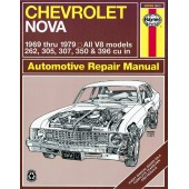 Haynes Chevrolet Nova (69 - 79)