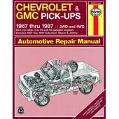 Haynes Chevrolet & GMC Pick-ups (67 - 87)
