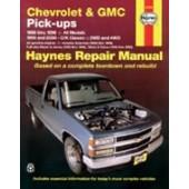 Haynes Chevrolet & GMC Pick-ups, 2WD & 4WD (88 - 00)